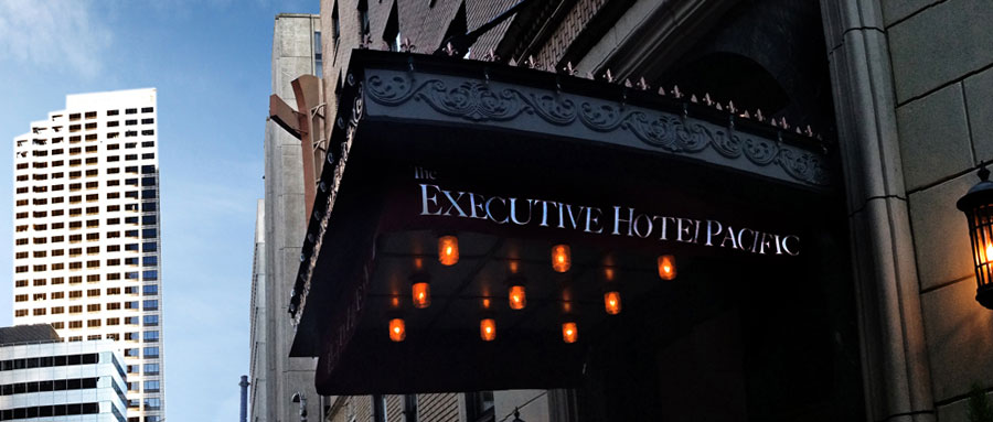 Hotels Near Swedish Hospital Seattle | The Executive Hotel Pacific