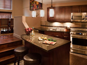 Whistler Village Hotels Suite