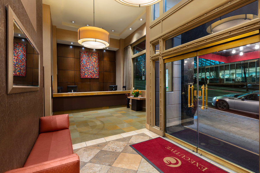 Seattle Boutique Hotels Downtown Seattle Hotels Executive Hotel