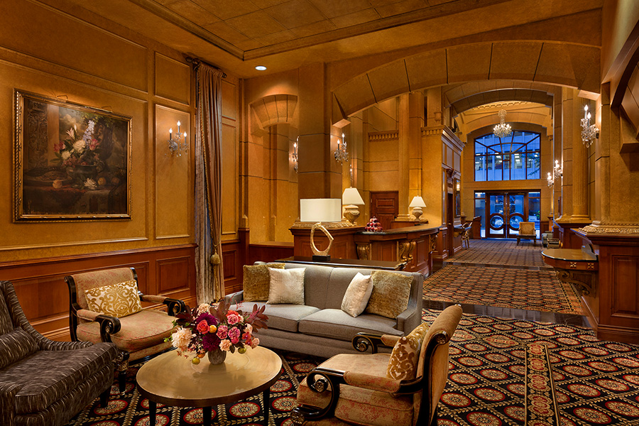 Downtown vancouver luxury boutique hotels in british for Best boutique hotels vancouver bc