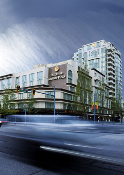 Executive Hotel Near Vancouver Airport Executive Airport Plaza