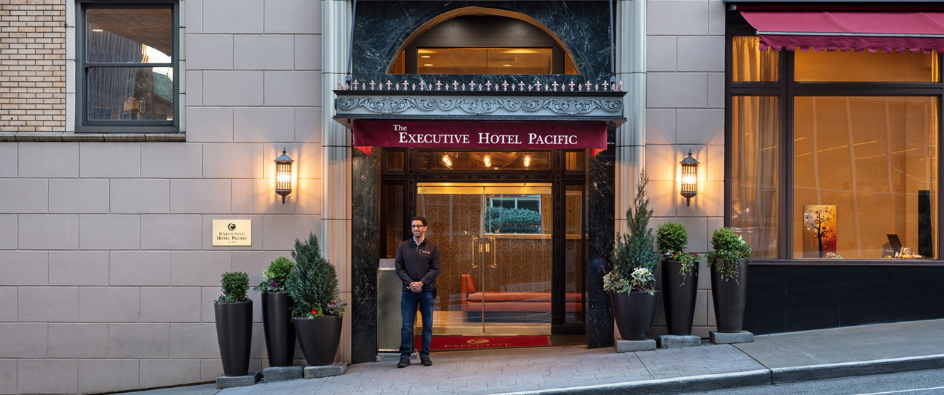Seattle Boutique Hotels Downtown Seattle Hotels Executive Hotel Pacific Seattle