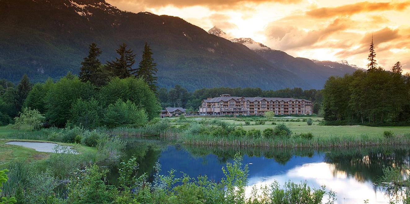 Squamish Bc Hotels Executive Suites Hotel Amp Resort